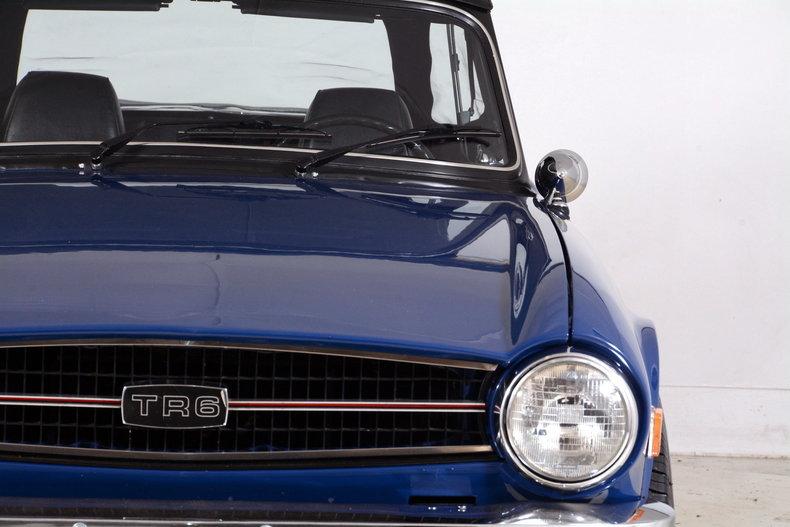 1976 Triumph TR6 Image 59