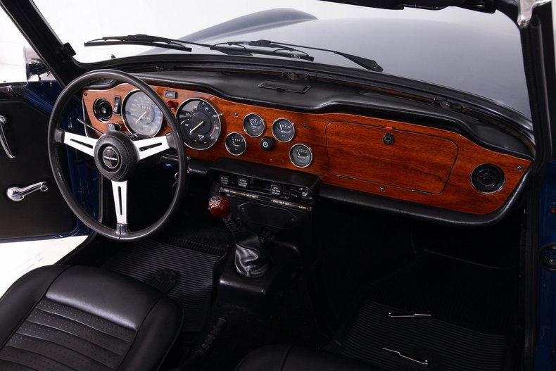1976 Triumph TR6 Image 61