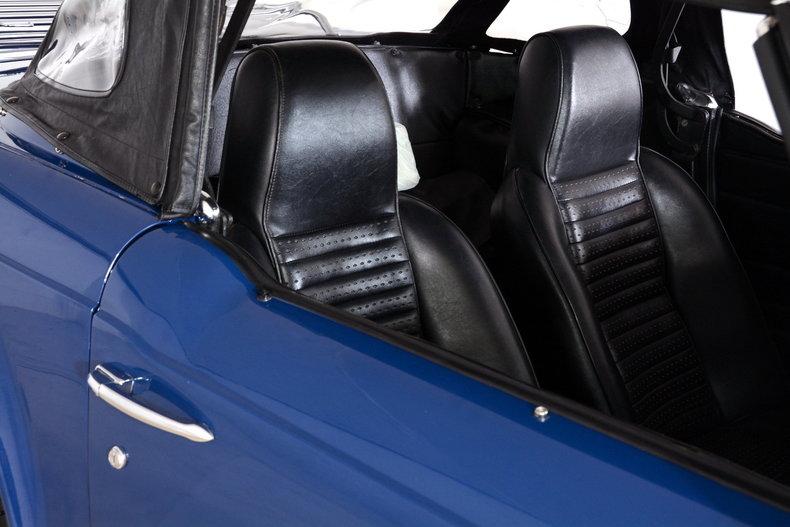 1976 Triumph TR6 Image 62