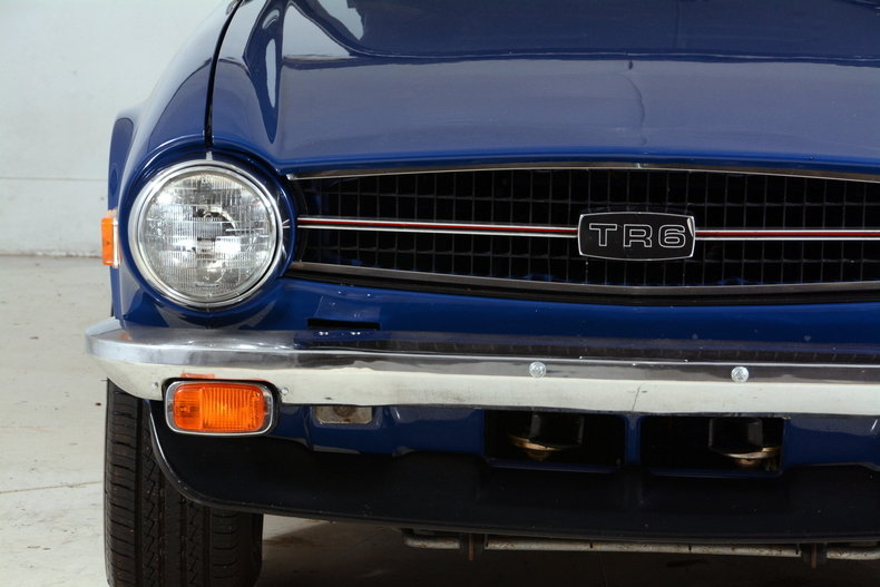 1976 Triumph TR6 Image 64