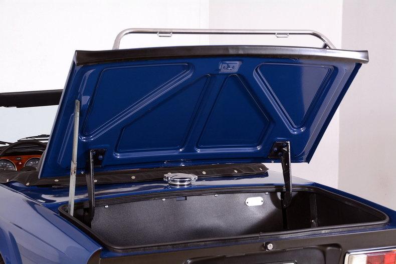 1976 Triumph TR6 Image 70