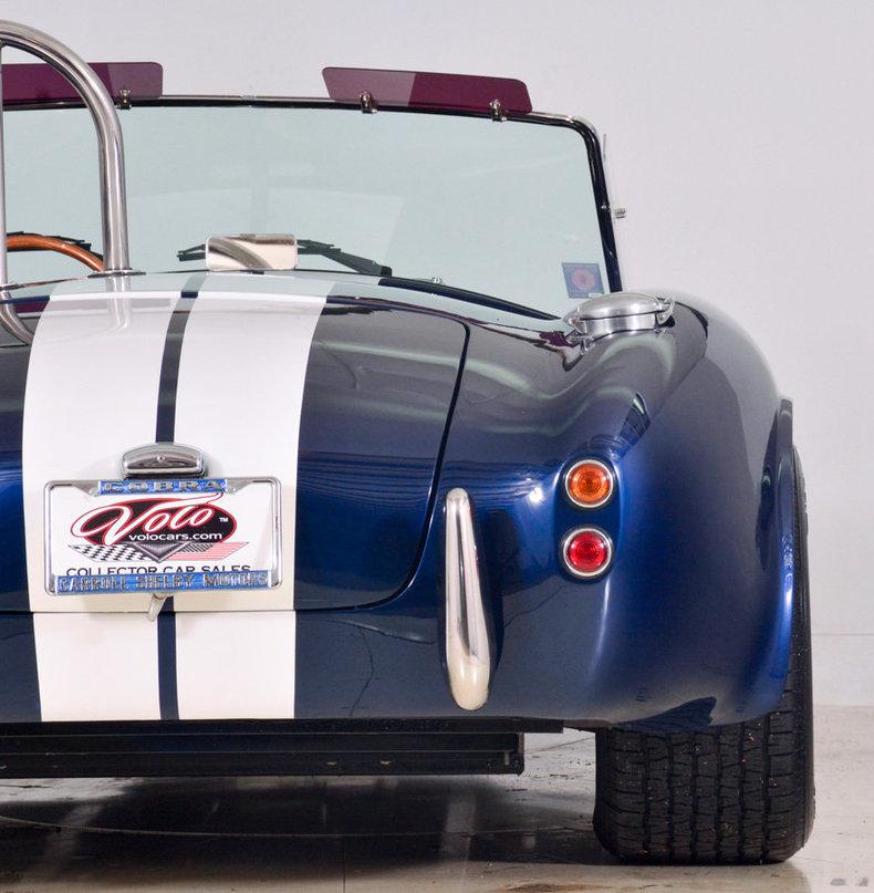 1965 Shelby Cobra Image 14