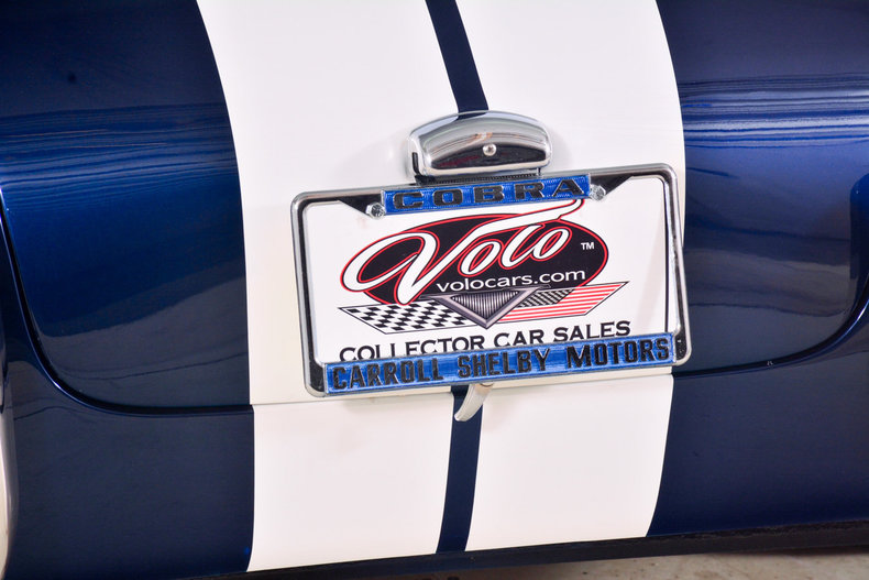 1965 Shelby Cobra Image 10