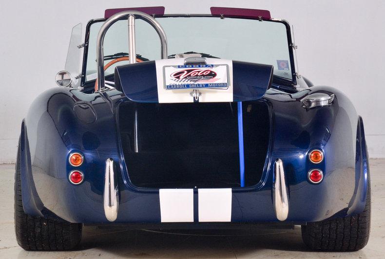 1965 Shelby Cobra Image 28