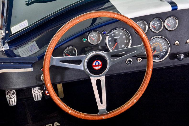 1965 Shelby Cobra Image 19