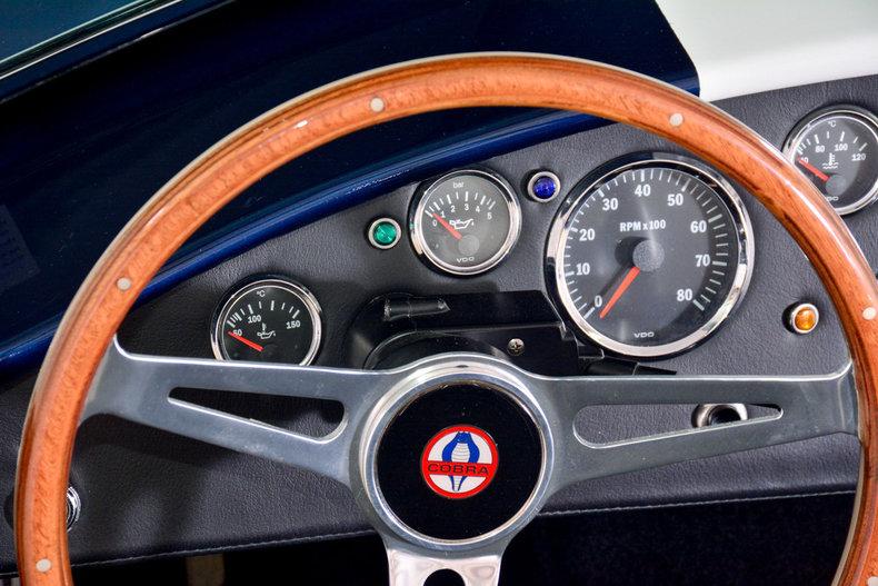 1965 Shelby Cobra Image 8