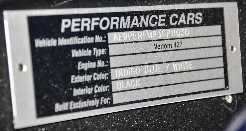 1965 Shelby Cobra Image 73