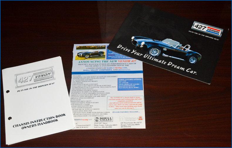 1965 Shelby Cobra Image 9
