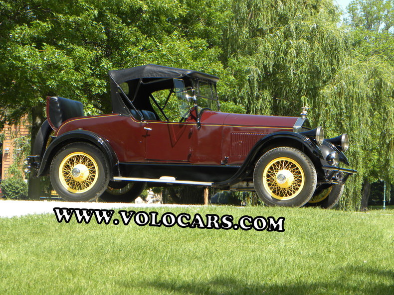 1926 Pierce Arrow Series 80 Image 1