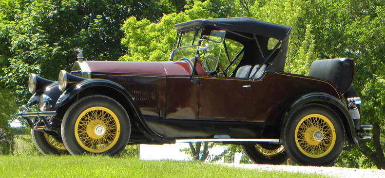 1926 Pierce Arrow Series 80 Image 2