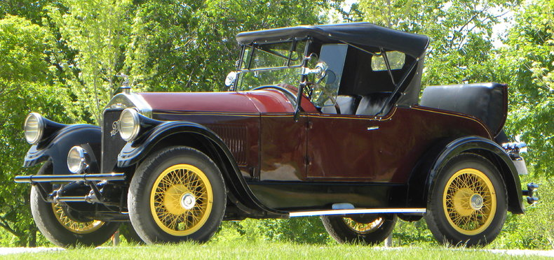 1926 Pierce Arrow Series 80