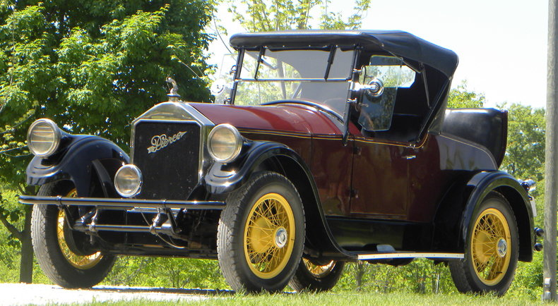1926 Pierce Arrow Series 80 Image 4