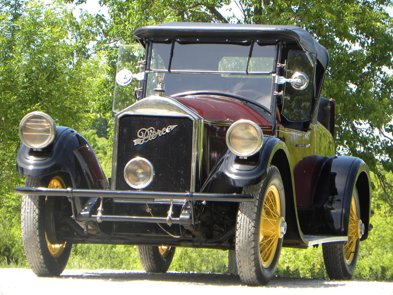 1926 Pierce Arrow Series 80 Image 5