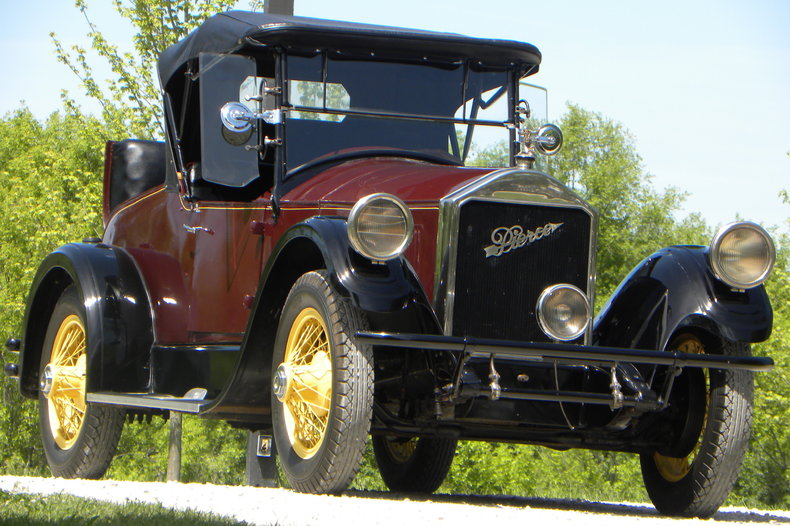 1926 Pierce Arrow Series 80 Image 6