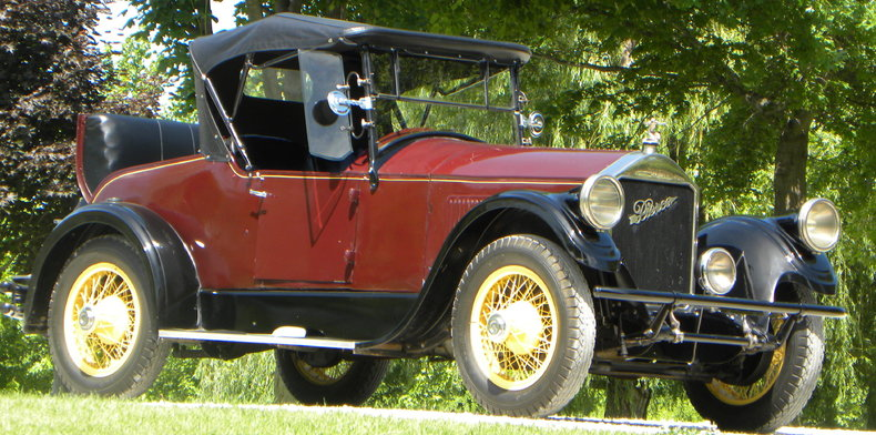 1926 Pierce Arrow Series 80 Image 7