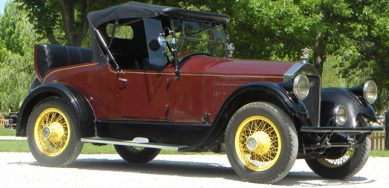 1926 Pierce Arrow Series 80 Image 9
