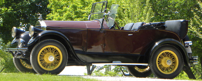 1926 Pierce Arrow Series 80 Image 21