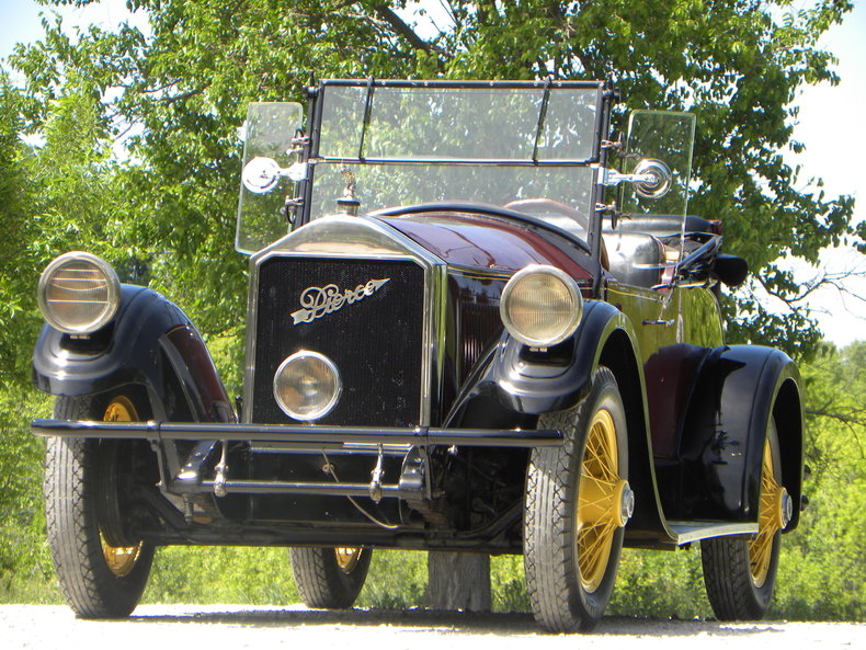 1926 Pierce Arrow Series 80 Image 23