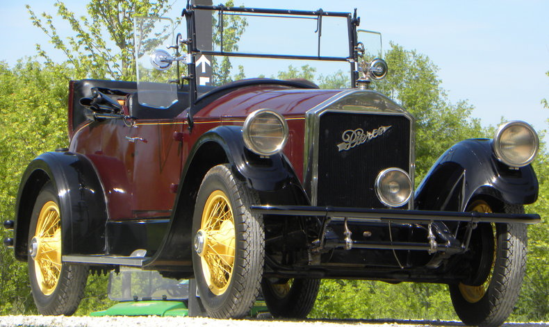 1926 Pierce Arrow Series 80 Image 24