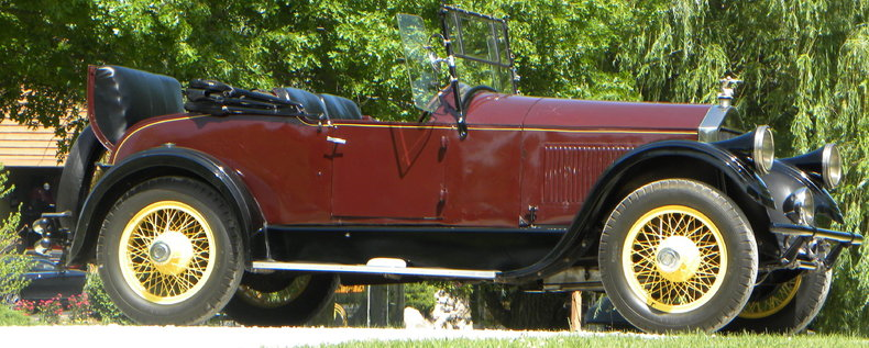 1926 Pierce Arrow Series 80 Image 26