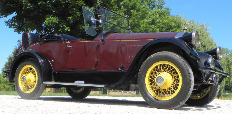 1926 Pierce Arrow Series 80 Image 27