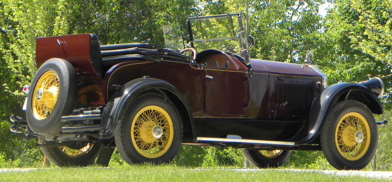 1926 Pierce Arrow Series 80 Image 31