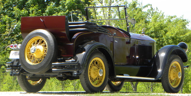 1926 Pierce Arrow Series 80 Image 32