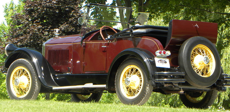 1926 Pierce Arrow Series 80 Image 34