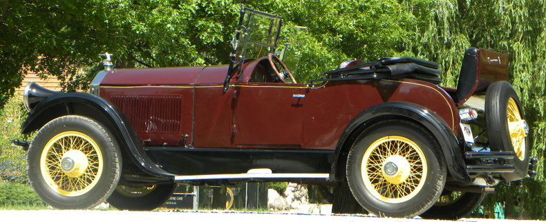 1926 Pierce Arrow Series 80 Image 36