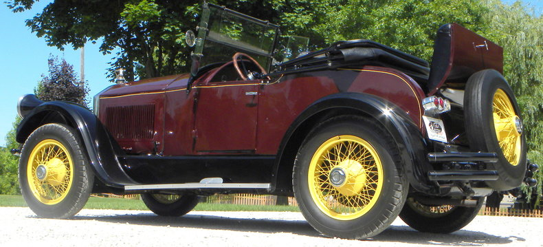 1926 Pierce Arrow Series 80 Image 37