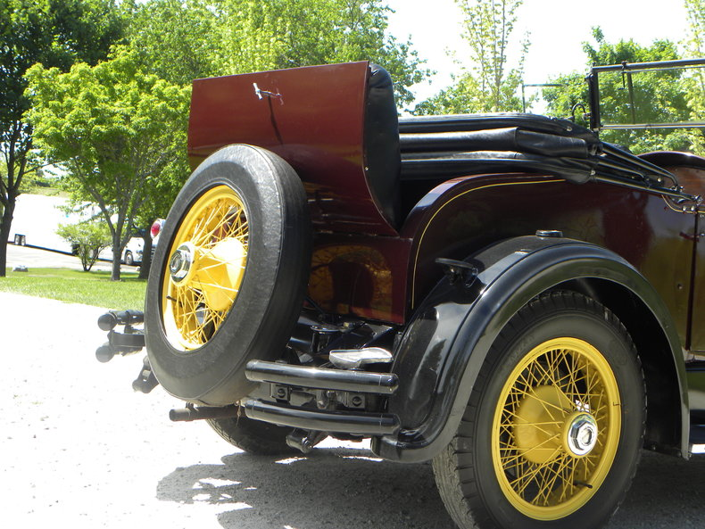 1926 Pierce Arrow Series 80 Image 45