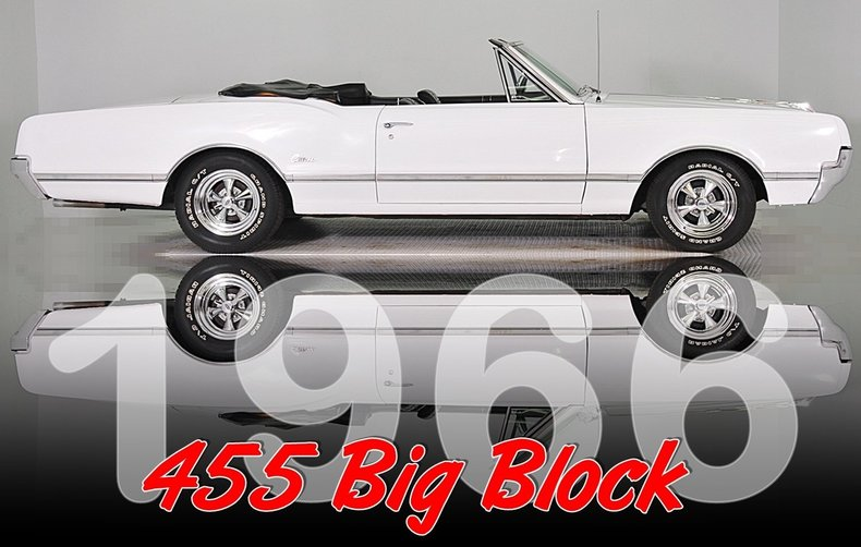 1966 Oldsmobile Cutlass Image 37