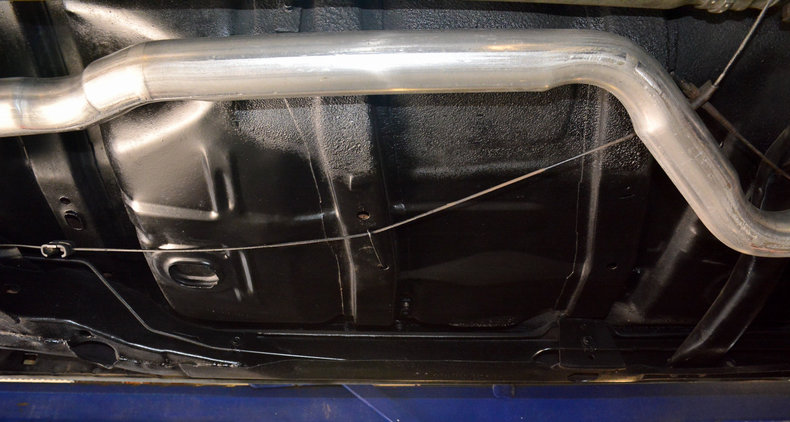 1969 Chevrolet Chevelle Image 95