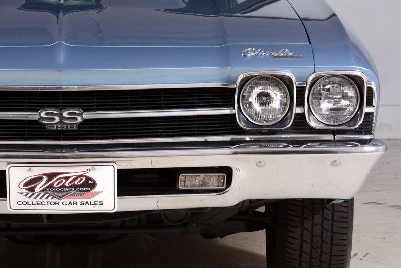 1969 Chevrolet Chevelle Image 16