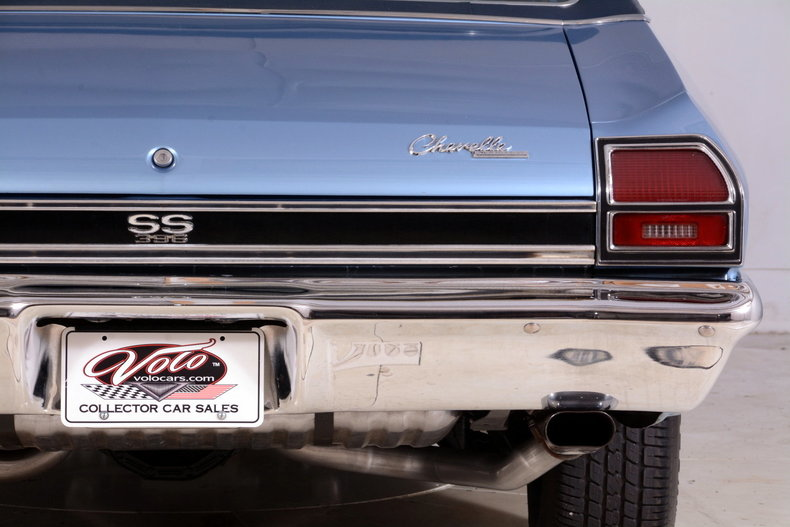 1969 Chevrolet Chevelle Image 32