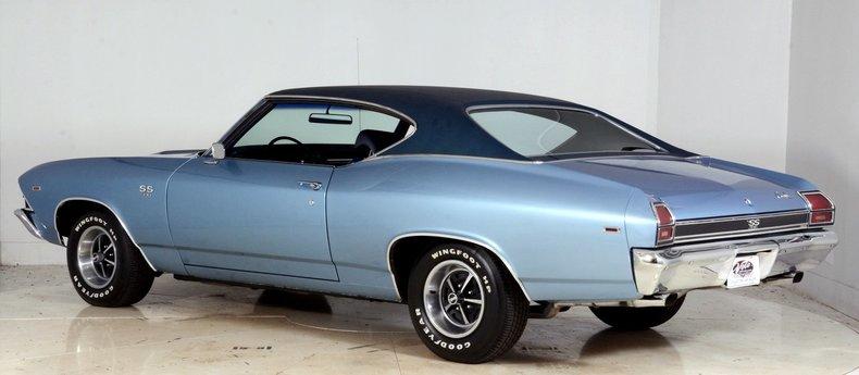 1969 Chevrolet Chevelle Image 33