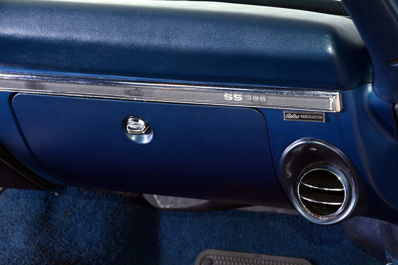 1969 Chevrolet Chevelle Image 36