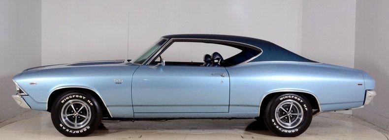 1969 Chevrolet Chevelle Image 41