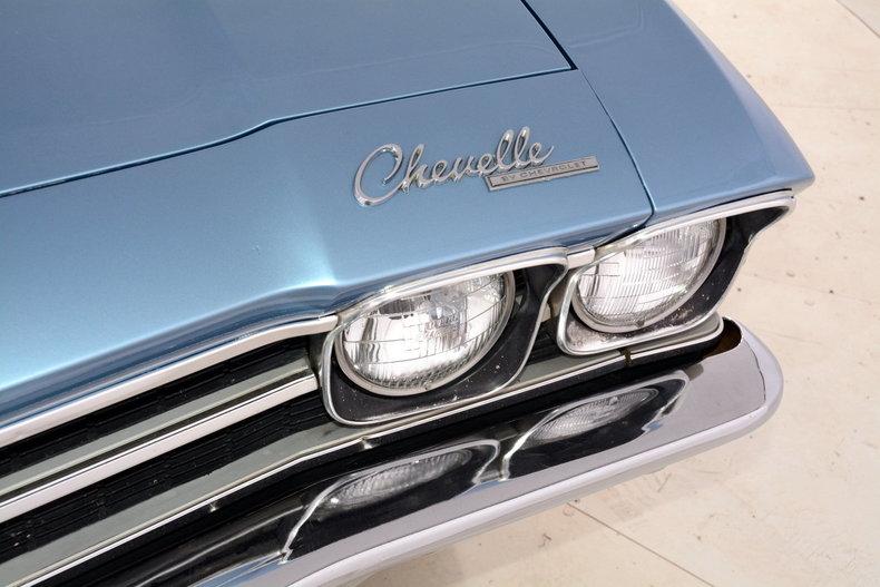 1969 Chevrolet Chevelle Image 43