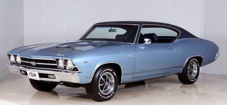 1969 Chevrolet Chevelle Image 49