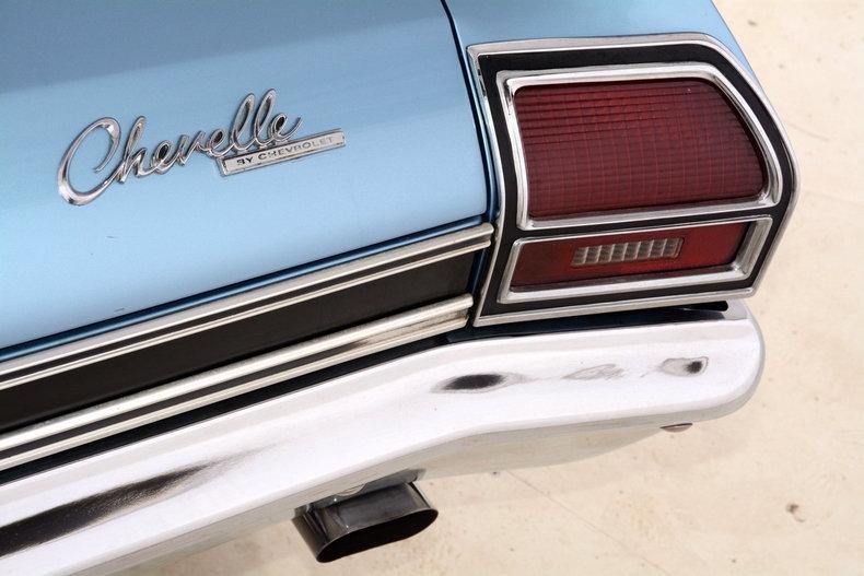 1969 Chevrolet Chevelle Image 54