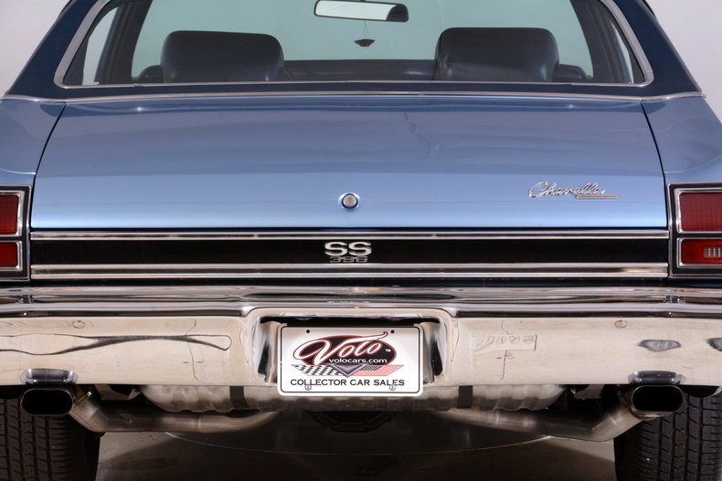 1969 Chevrolet Chevelle Image 56
