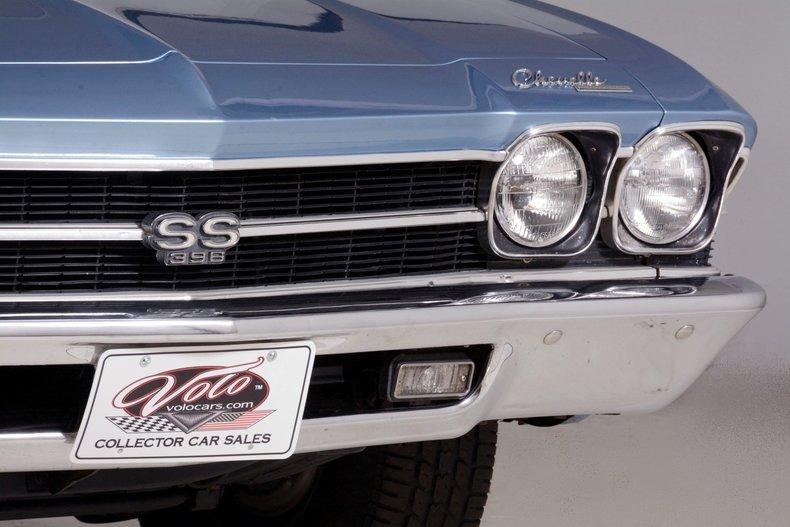 1969 Chevrolet Chevelle Image 62