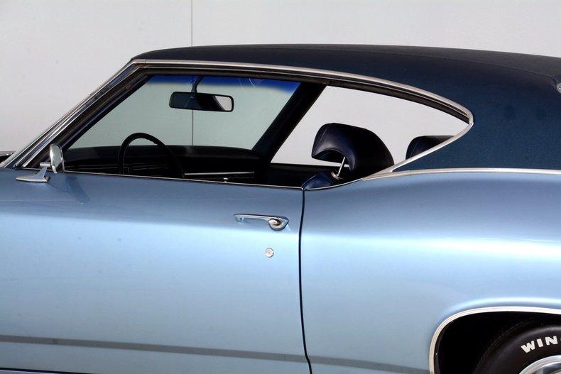 1969 Chevrolet Chevelle Image 80