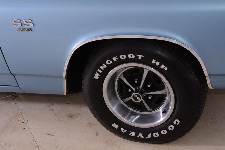1969 Chevrolet Chevelle Image 89