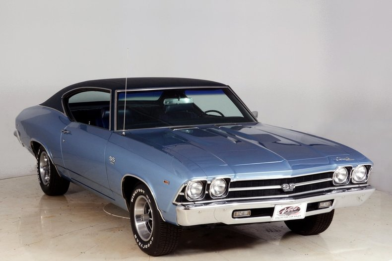 1969 Chevrolet Chevelle Image 91