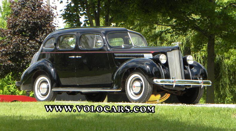 1939 Packard 110 Image 1