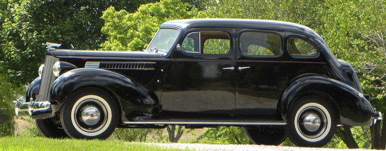 1939 Packard 110 Image 2