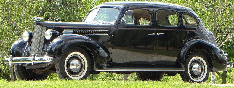1939 Packard 110 Image 3