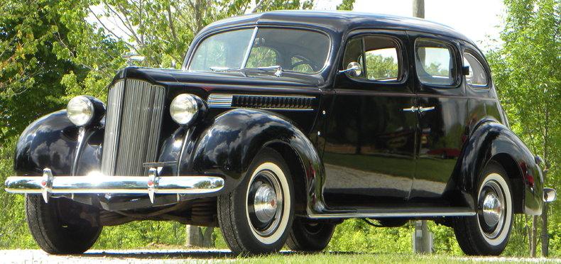 1939 Packard 110 Image 4